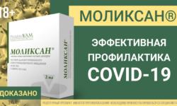 Глава университета им. Мечникова рассказал о средстве для борьбы с коронавирусом с помощью лекарства Моликсан